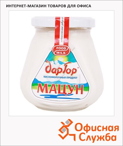 Мацун Дар Гор 3.6%, 250г