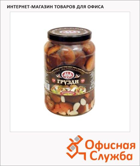 Грибные консервы Скатерть-Самобранка грузди маринованные, 1700г