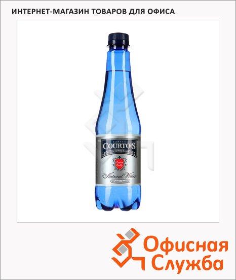 Вода питьевая Courtois без газа, 0.5л, ПЭТ