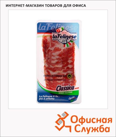Шейка Felinese свиная вяленая Linea Classica, 70г, нарезка