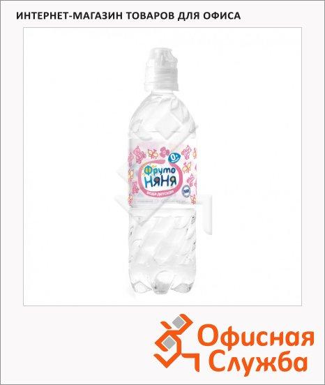 фото: Вода питьевая Фрутоняня без газа ПЭТ, 330мл