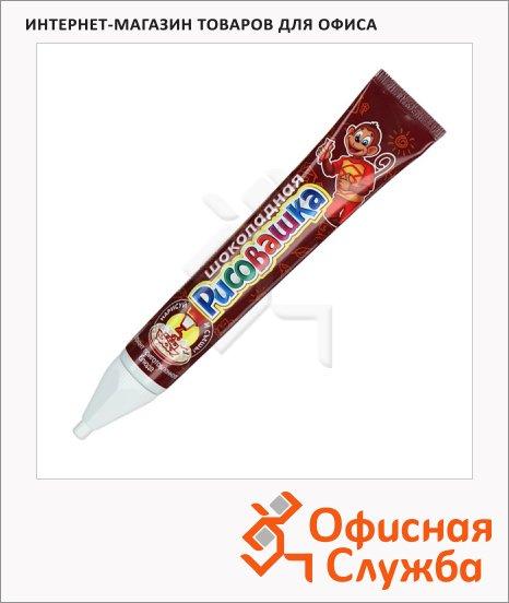 Молоко сгущенное Рисовашка 8.5% 50г, упаковка-тюбик, с какао