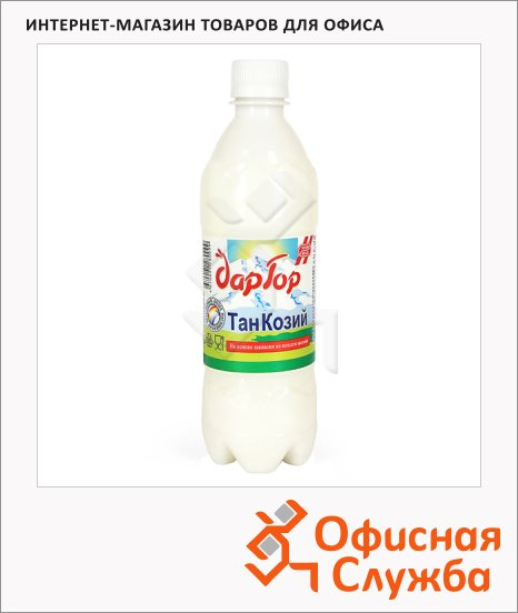 Тан Дар Гор из козьего молока 0.8%, 0.5л
