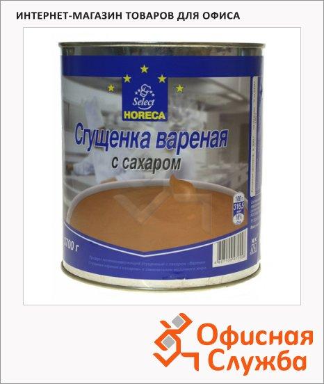 фото: Молоко сгущенное Horeca 8.5% 3700г варенка, ж/б