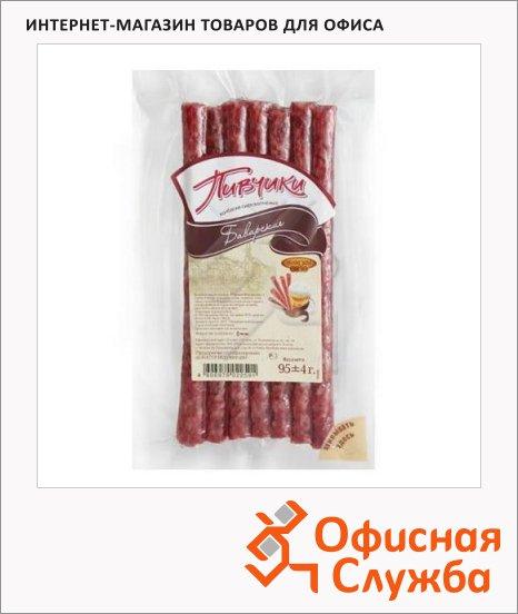Колбаски Микоян Пивчики баварские сырокопченые, 95г