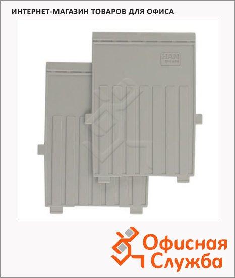 Разделитель для картотек Han А6 вертикальный, 1 шт/уп