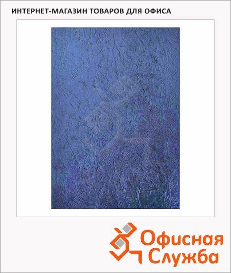фото: Обложки для переплета картонные синие 29105