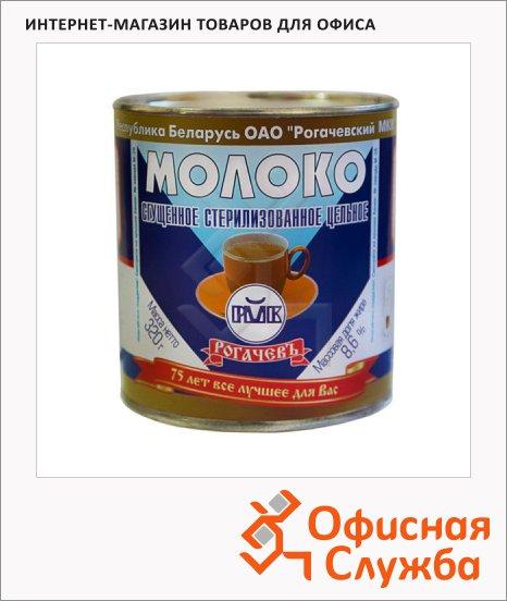 фото: Молоко сгущенное Рогачев 8.6% 320г ж/б