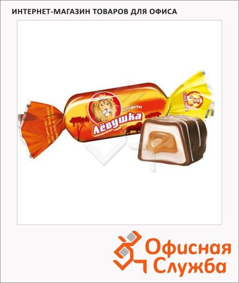 Конфеты Славянка Левушка с карамелью, 350г
