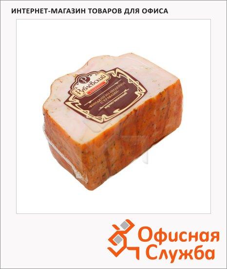 Финдюш из индейки варено-запеченый Рублевский с травами, 400г