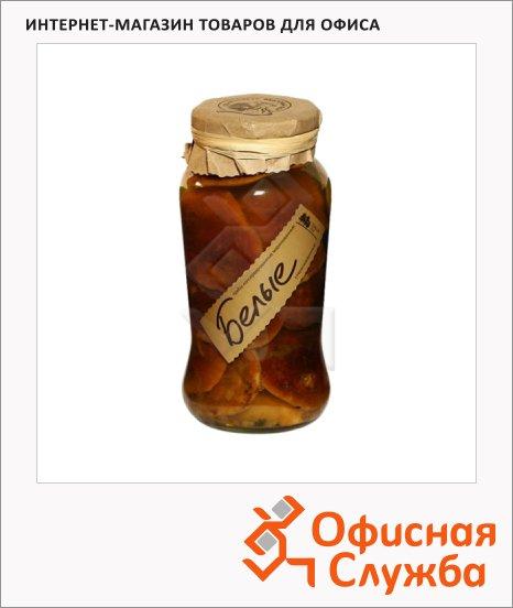 Грибные консервы Таёжный Сбор белые маринованные, 535 г