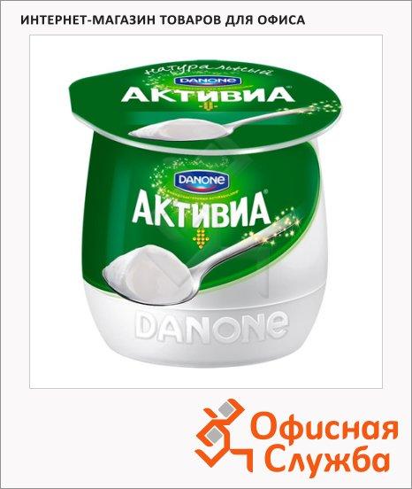 Йогурт Активиа натуральный, 170г