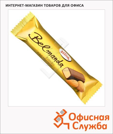 фото: Батончик шоколадный Zentis марциапановый 60г