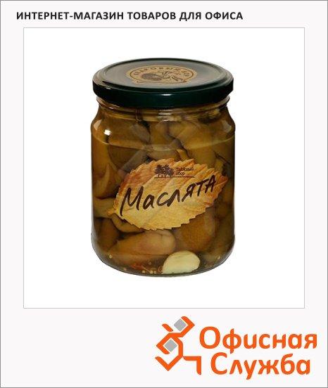 фото: Грибные консервы Таёжный Сбор маслята 500г