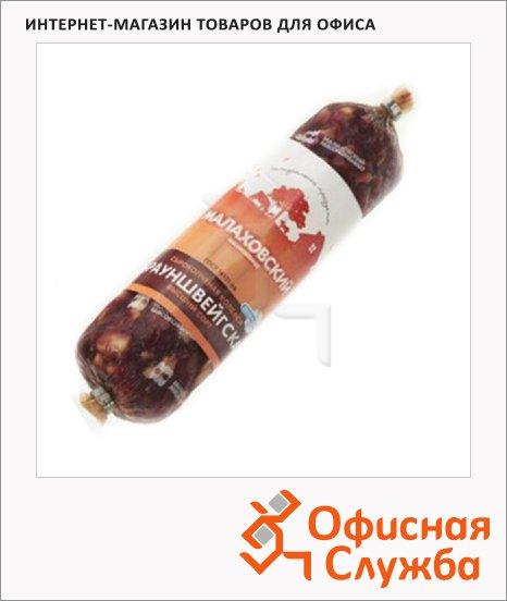 Колбаса Малаховский Брауншвейгская сырокопченая, 250г