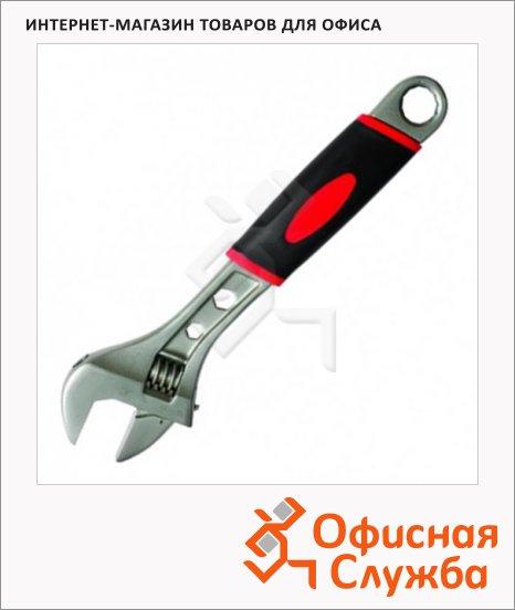 """Ключ разводной Vira CS 8"""", двухкомпонентная ручка"""