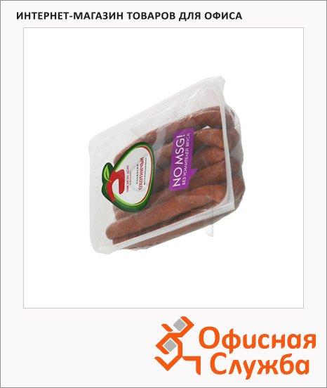 Колбаски Мясной Дом Бородина Охотничьи полукопченые, кг