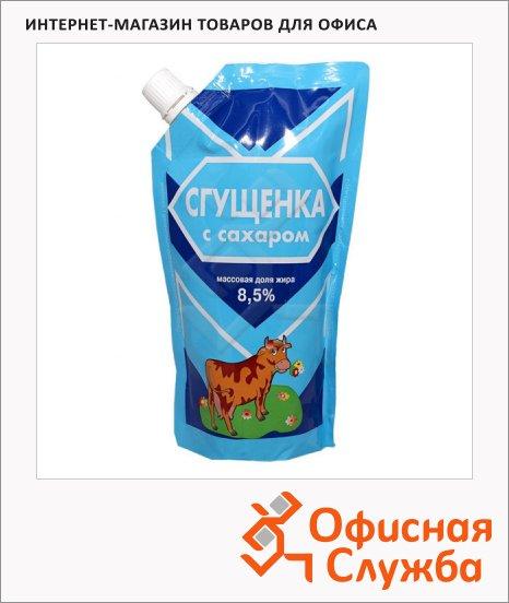 фото: Молоко сгущенное Союзконсервмолоко 8.5% 270г мягкая упаковка