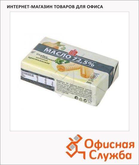 фото: Масло сливочное Fine Life Крестьянское 72.5% 200г