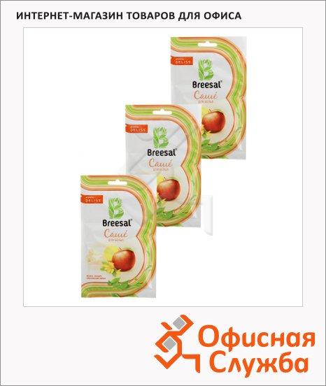 Ароматическое саше Breesal Joy яблоко/ акация/ сицилийский лимон, 3штх20г