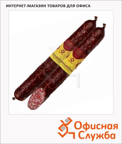 Колбаса Останкино Брауншвейгская сырокопченая, кг