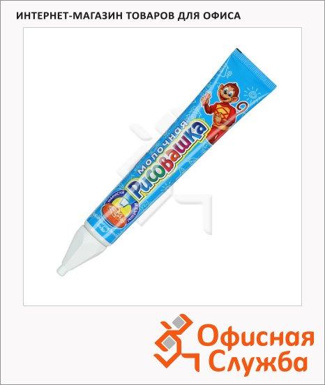фото: Молоко сгущенное Рисовашка 8.5% 50г упаковка-тюбик