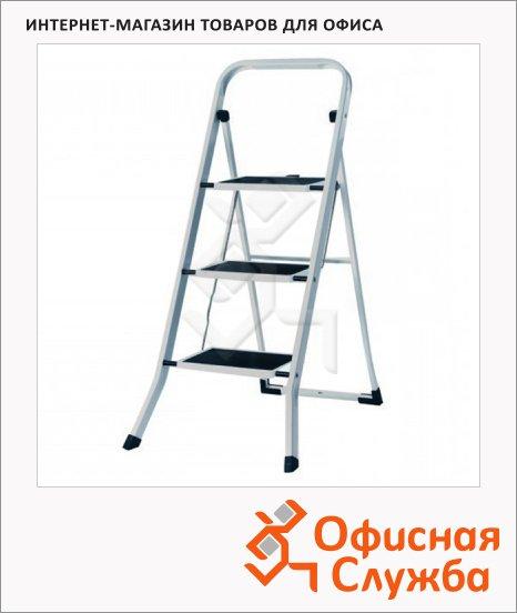 фото: Лестница-стремянка Eurogold 3 ступени стальная