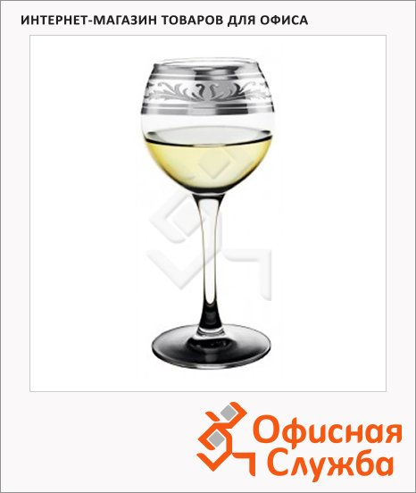 Бокал для вина Русский Узор 210мл, 6шт/уп
