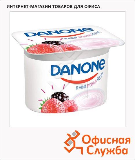 фото: Йогурт Danone лесные ягоды 2.9%, 110г
