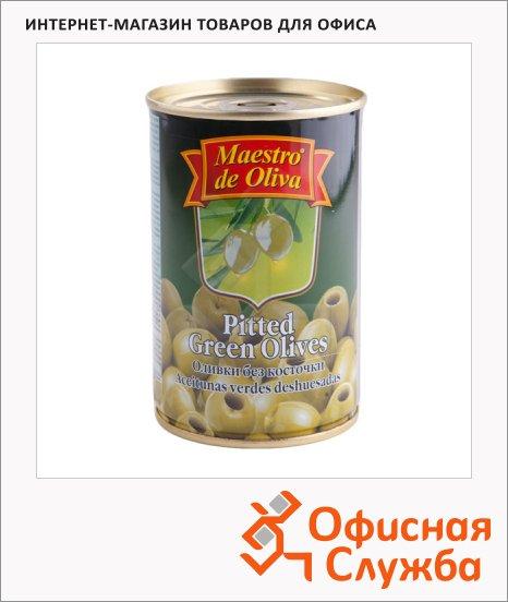 Оливки Maestro De Oliva без косточки, 300г