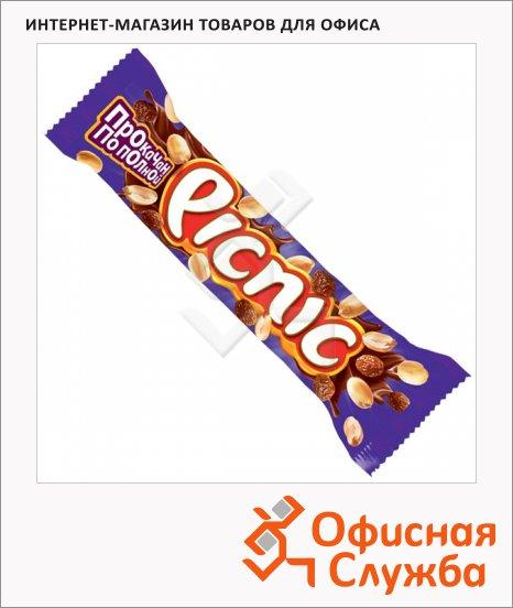фото: Батончик шоколадный Picnic с арахисом и карамелью 38г