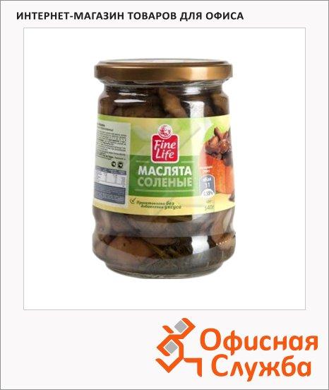 фото: Грибные консервы маслята соленые 540г