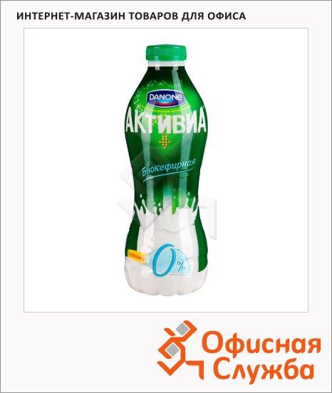фото: Кисломолочный напиток Биокефирная 0% 870г