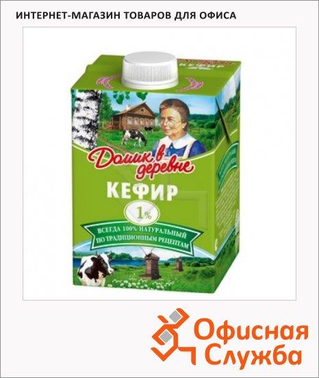 Кефир Домик В Деревне 1%, 515г
