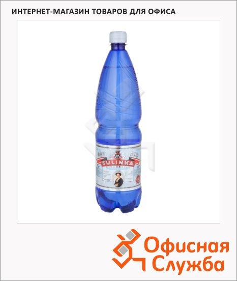 Вода минеральная Sulinka Сулинка кремниевая лечебно-столовая газ, 1.25л, ПЭТ