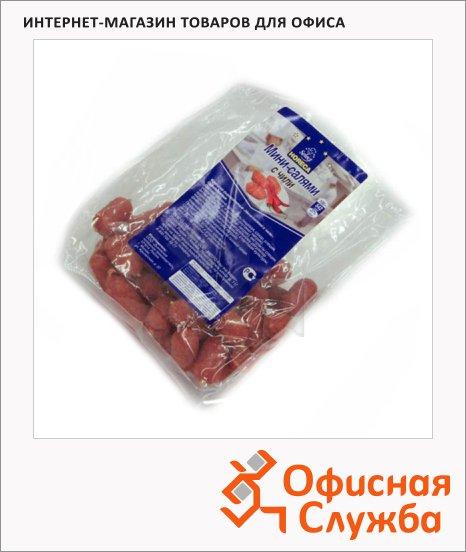 Колбаски Horeca Мини-салями сырокопченые с чили, 1кг