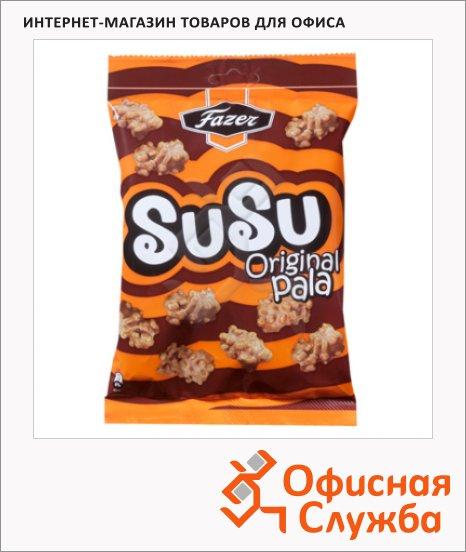 Конфеты Fazer Susu с рисовыми хлопьями, 175г