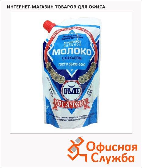 фото: Молоко сгущенное Рогачев 8.5% 300г мягкая упаковка