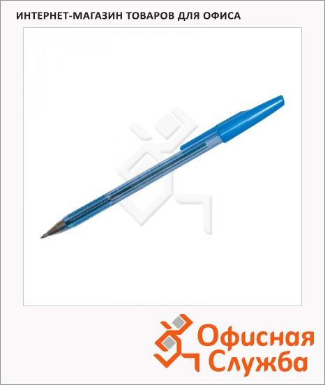 фото: Ручка шариковая BP-S-F синяя 0.7мм, 0.4мм