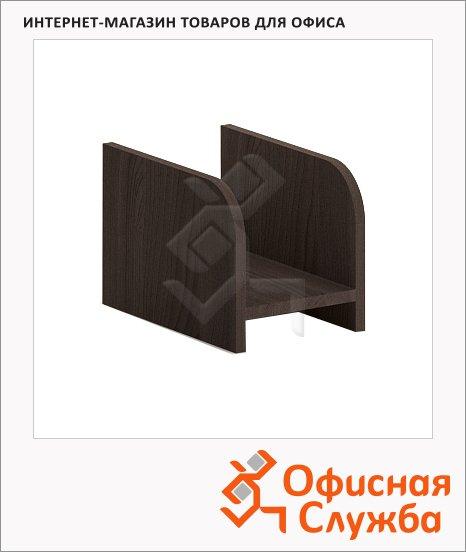 Подставка под системный блок Skyland Imago СБ-1, 280х450х300мм, венге