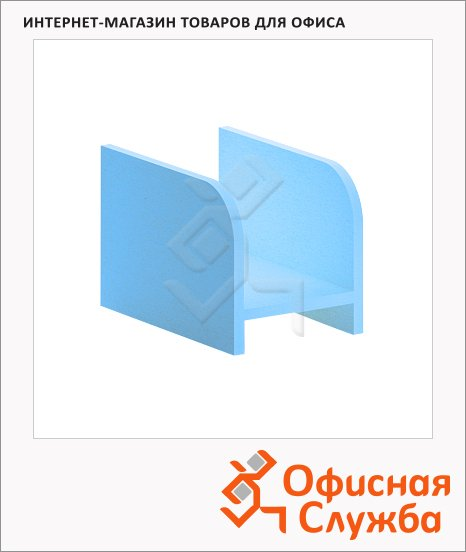 Подставка под системный блок Skyland Imago СБ-1, 280х450х300мм, голубой