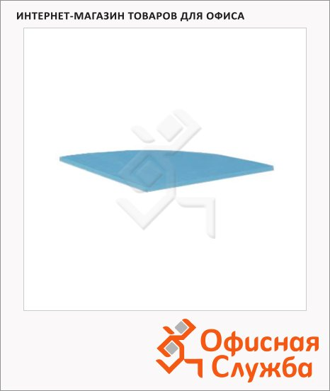 фото: Приставка Skyland Imago ПР-4 600х600х22мм, голубой
