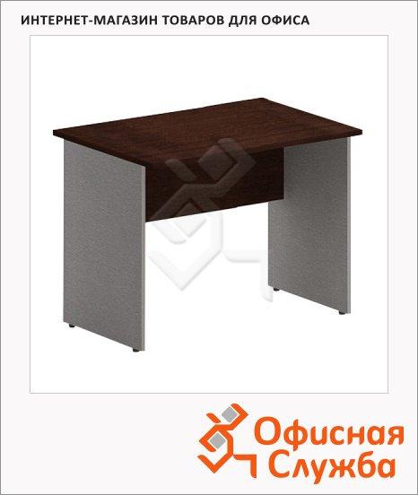 Стол письменный Skyland Imago СП-2, 1200х720х755мм, венге/металлик