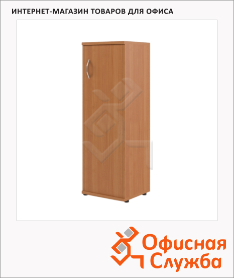 фото: Шкаф-колонка Skyland Imago СУ-2.3 правый, 403х365х1200мм, груша ароза