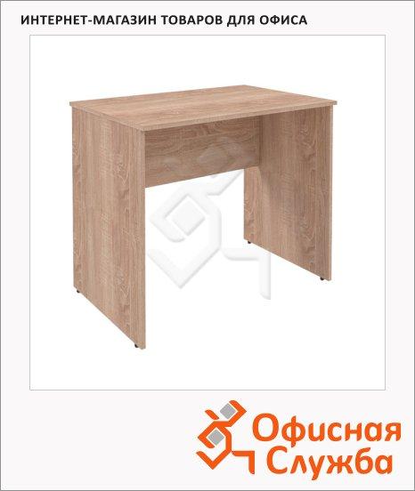 фото: Стол письменный Skyland Simple S-900 900х600х760мм, дуб сонома светлый