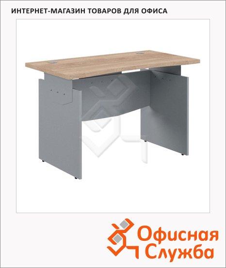Стол письменный Skyland Offix 1/X11, 300х700х760мм, клён/металлик