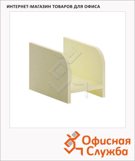 фото: Подставка под системный блок Skyland Imago СБ-1 280х450х300мм, крем