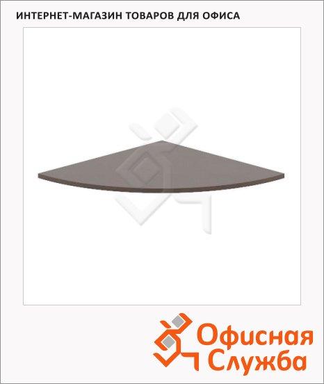 фото: Приставка Skyland Simple SP-600 600х600мм, легно темный