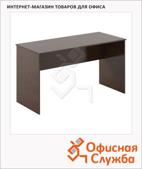 Стол письменный Skyland Simple S-1400, 1400х600х760мм, легно темный