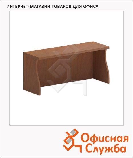 фото: Надставка на стол Skyland Imago НС-2 французский орех, 1200х300х400мм